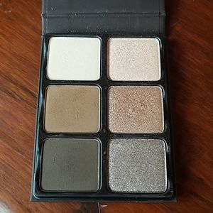 Viseart theory eyeshadow pallet cashmere